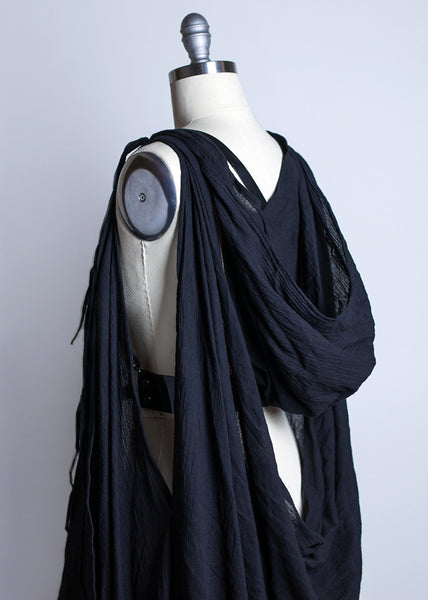 DRAPED CAPE HARNESS - APATICO - 5
