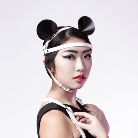 HARNESS PANDA EARS HEADPIECE - APATICO - 1