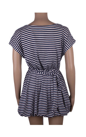Forever 21 Striped Cotton Dress [Size M] - VOWS Malaysia