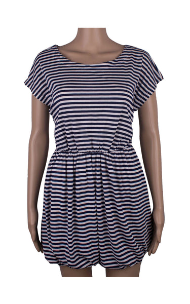 Forever 21 Striped Cotton Dress [Size M]