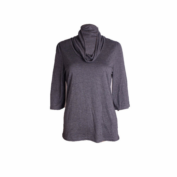Atmosphere Grey Cowl Neck [Size 12] - VOWS Malaysia