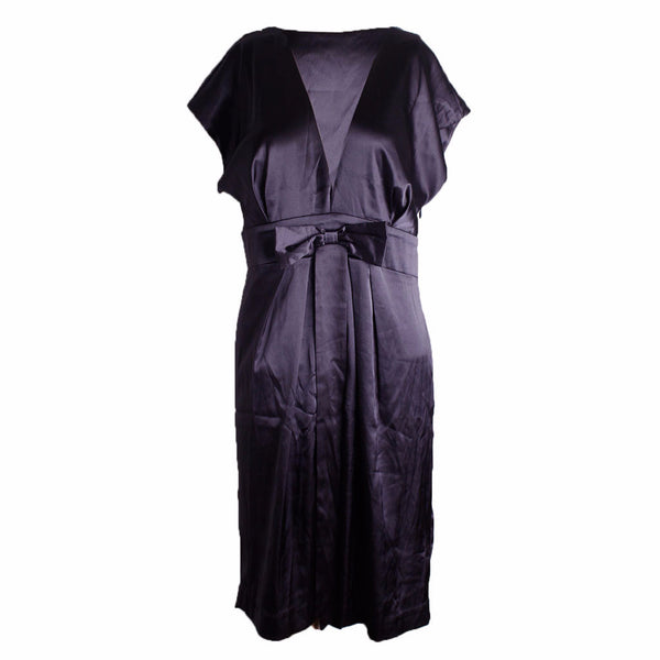 Cooper St. Grey Satin Dress [Size 14] - VOWS Malaysia