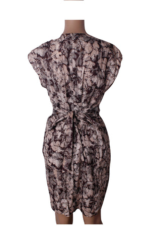 Dorothy Perkins Floral Dress [Size UK 10] - VOWS Malaysia