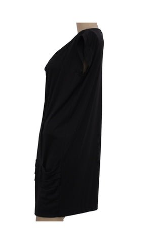 Black Boatneck Dress [Size XS] - VOWS Malaysia