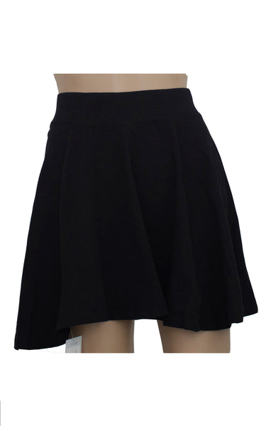 H&M Divided Black Mini Skirt [Size XS] - VOWS Malaysia