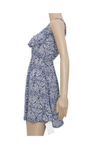 Cotton On Floral Summer Dress [Size XXS] - VOWS Malaysia