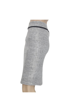 The Mod House Pencil Skirt [Size L] - VOWS Malaysia