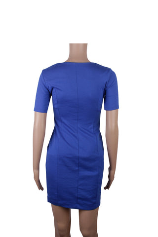 MISC Electric Blue Formal Dress [XS]