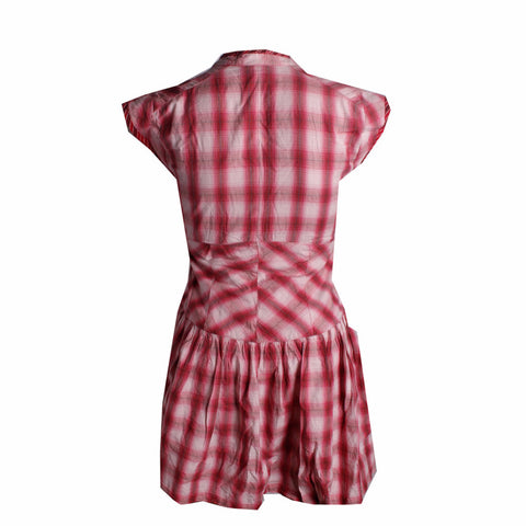 Warehouse Plaid Shirt Dress [Size 6] - VOWS Malaysia