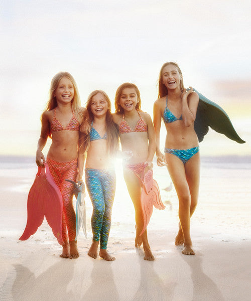 JUNIOR MER'FIN SWIM PACK