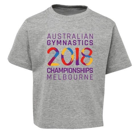 2018 AGC Kids T-Shirt (Grey)