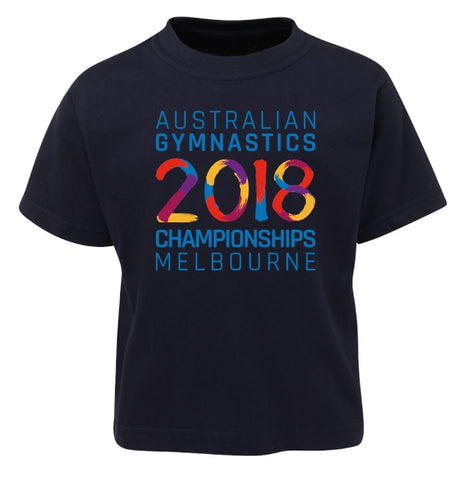 2018 AGC Kids T-Shirt (Navy)