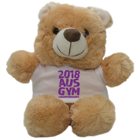 2018 AGC Plush Teddy Bear