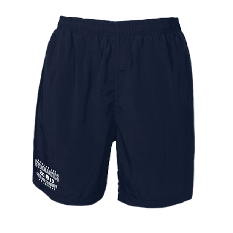 2019 AGC Kids & Mens Shorts (Black)