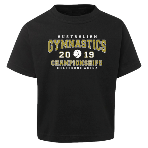 2019 AGC Kids T-Shirt (Black)