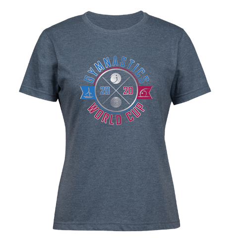 2020 GWC Ladies Tee (Denim)