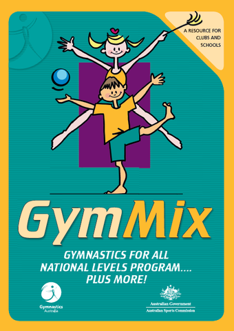 GymMix Kit (Series A – Level 1-3)