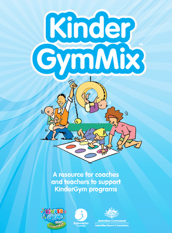 KinderGymMix Manual