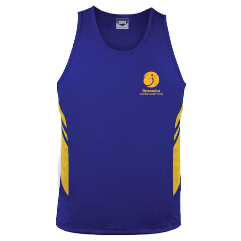 GYM ACT Singlet
