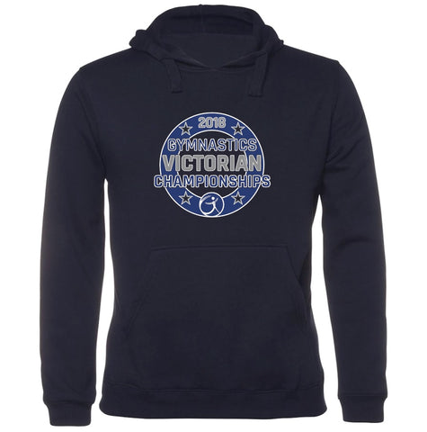2018 GYM VIC Hoodie (Adults/Kids)