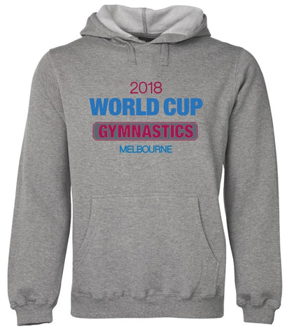 GWC 2018 Kids Hoody (Grey)