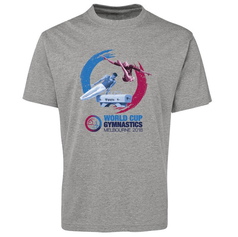 GWC 2018 Kids T-Shirt (Grey)