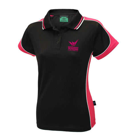 AMG Ladies Panel Polo