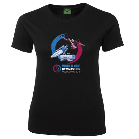 GWC 2018 Ladies T-Shirt