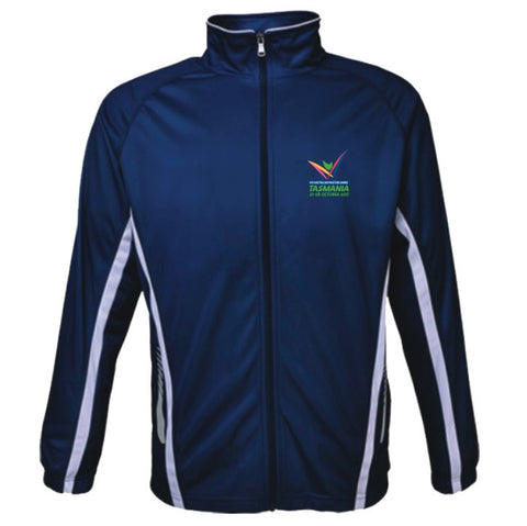 AMG Mens Warm-Up Jacket