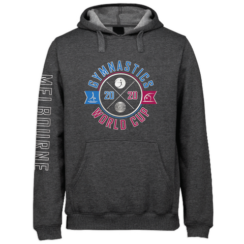 2020 GWC Kids Hoody (Charcoal)
