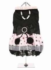 Midnight Stars Dress - Dresses - Urban Pup - High Society Canine LLC - 1