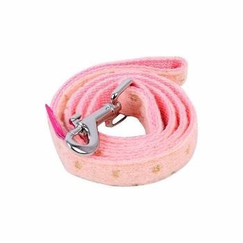 Clearance - Cubby Dog Leash by Pinkaholic -Pink