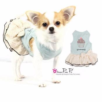 Clearance - Pretty Pet Yummy Dress (Green)