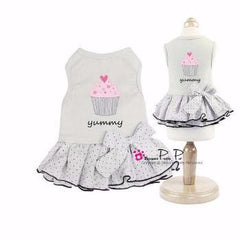 Clearance - Pretty Pet Yummy Dress (Gray)