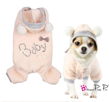 Clearance - PrettyPet Baby Jumper (Cream)-High Society Canine-High Society Canine
