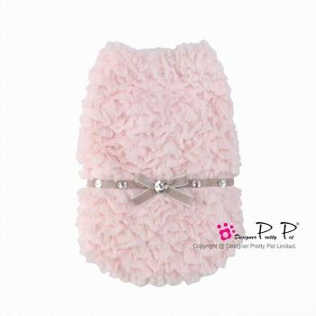 Clearance - PrettyPet Fairy Floss Coat (Pink)-High Society Canine-High Society Canine