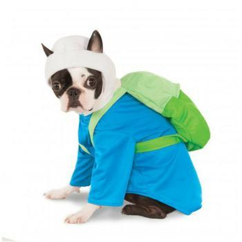 Adventure Time Finn Dog Costume by Rubies-Rubies Costumes-High Society Canine