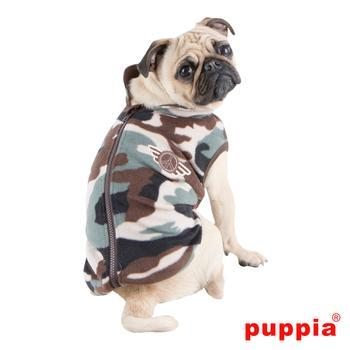 Airman Dog Vest by Puppia - Camo-Puppia-High Society Canine