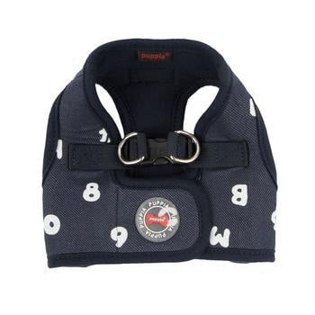 Algo Dog Harness Vest by Puppia - Navy-Puppia-High Society Canine