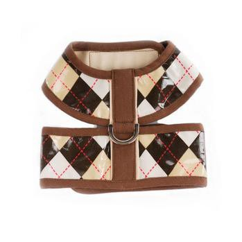 Andy Argyle Dog Harness-Pooch Outfitters-High Society Canine