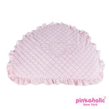 Angel Cushion Dog Bed by Pinkaholic - Indian Pink-Pinkaholic-High Society Canine