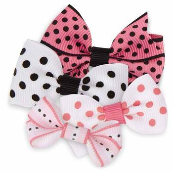 Aria Olivia Dog Bows-Aria-High Society Canine