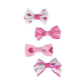 Aria Pretty in Pink Bows-Aria-High Society Canine