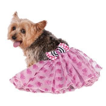 Barbie Girl Dog Tutu-Rubies Costumes-High Society Canine
