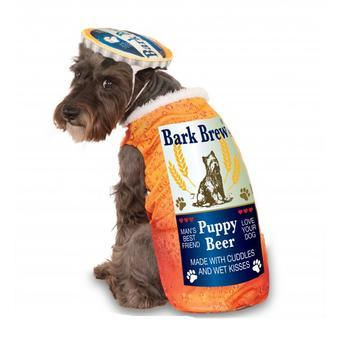 Bark Brew Dog Costume-Rubies Costumes-High Society Canine