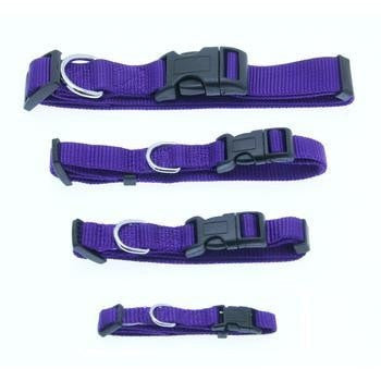 Barking Basics Dog Collar - Purple-Barking Basics-High Society Canine