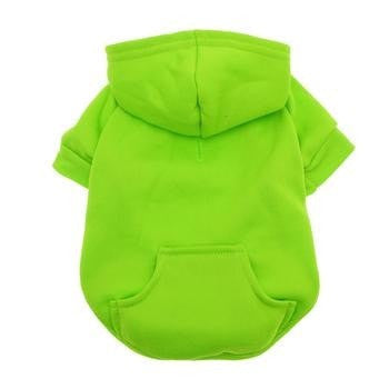 Barking Basics Dog Hoodie - Green-Barking Basics-High Society Canine