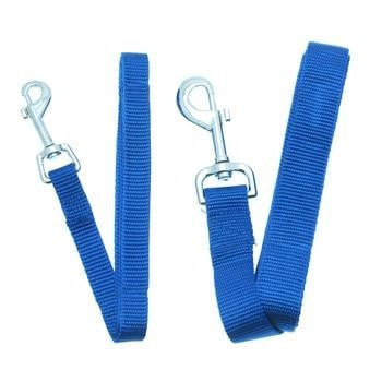 Barking Basics Dog Leash - Blue-Barking Basics-High Society Canine