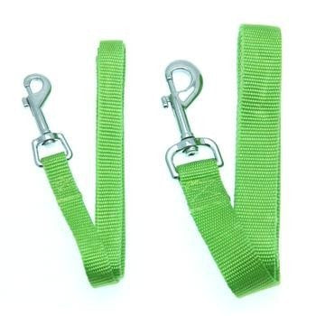 Barking Basics Dog Leash - Green-Barking Basics-High Society Canine