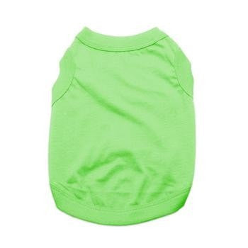 Barking Basics Dog Tank Shirt - Green-Barking Basics-High Society Canine